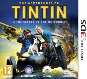 Adventures of Tintin: Secret of the Unicorn (3DS)