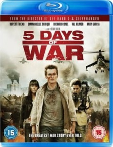 5 Days of War [ANG]