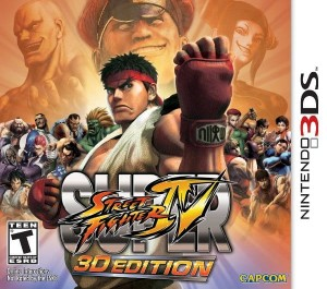 Super Street Fighter IV: 3D Edition (3DS) (używ.)