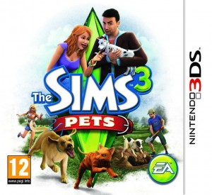 Sims 3: Pets (3DS)
