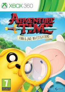 Adventure Time: Finn and Jake Investigations (używ.)
