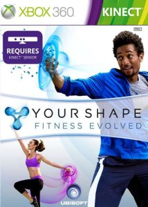 Your Shape: Fitness Evolved [KINECT]
