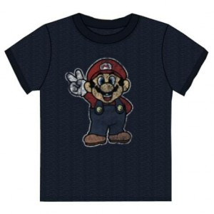 T-Shirt Super Mario Peace