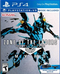 Zone of the Enders The 2nd Runner Mars VR