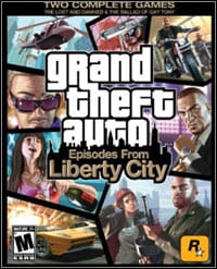 Grand Theft Auto IV (GTA 4): Episodes from Liberty City (używ.)
