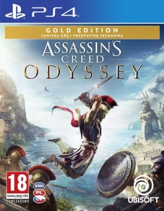Assassins Creed Odyssey [PL] Gold Edition