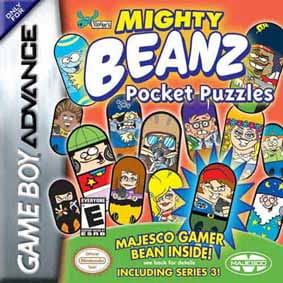 Mighty Beanz Pocket Puzzle
