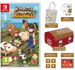 Harvest Moon Light of Hope Collector's Edition