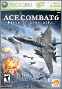 Ace Combat 6: Fires of Liberation (używ.)