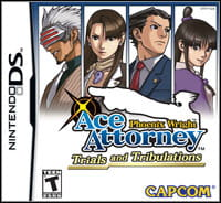 Phoenix Wright: Trials and Tribulations