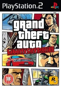 GTA: Liberty City Stories (używ.)