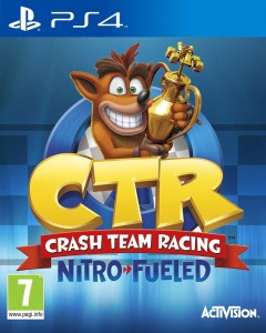 Crash Team Racing Nitro-Fueled (używ.)
