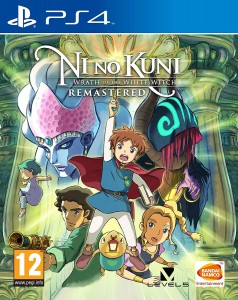 Ni No Kuni Wrath Of The White Witch: Remastered