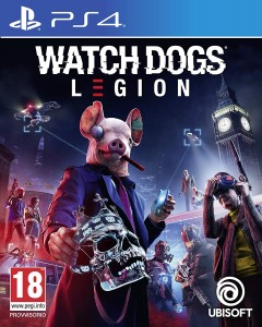 Watch Dogs Legion [PL] (PREMIERA:31/12/2020)
