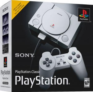 Konsola Sony Playstation Classic (PSC)