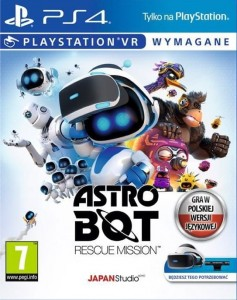Astro Bot Rescue Mission VR [PL]