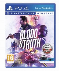 Blood and Truth VR [PL/ANG]