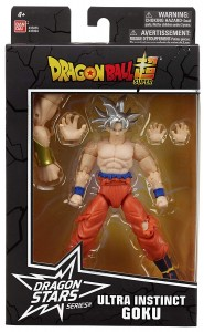 Dragon Ball Dragon Stars Ultra Instinct Goku