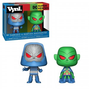 Figurka POP! DC 2 Pack: Darkseid + Martian Manhunter