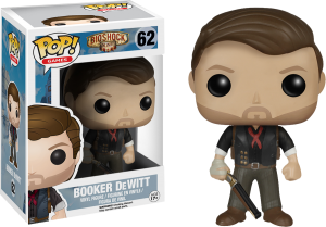 Figurka POP! Bioshock Infinite: Booker De Witt #62