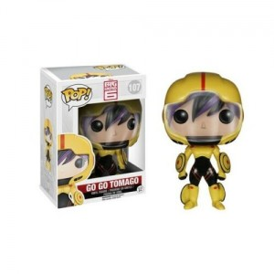 Figurka POP! Big Hero 6: Go Go Tomago #107