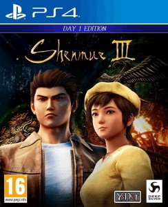Shenmue III (3) Day 1 Edition