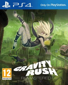 Gravity Rush Remastered (używ.)