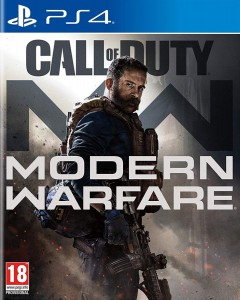 Call of Duty Modern Warfare [ANG] (używ.)