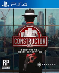 Constructor : Construction Meets Corruption