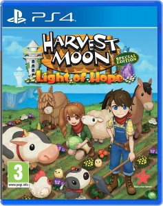 Harvest Moon: Light of Hope Special Edition (używ.)
