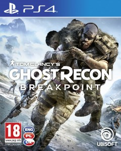 Tom Clancy's Ghost Recon: Breakpoint [PL/ANG] (używ.)