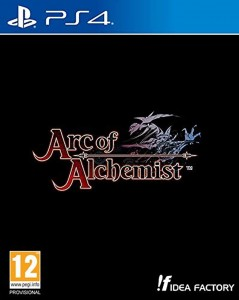 Arc of Alchemist (PREMIERA:31/12/2020)