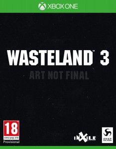 Wasteland 3 Day One Edition (PREMIERA:28/08/2020)