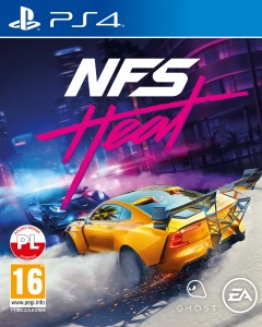 Need For Speed HEAT [PL] (używ.)