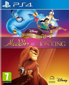 Aladdin and The Lion King (używ.)