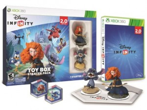 Disney Infinity 2.0: Plac Zabaw Combo Pack [SK]