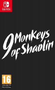 9 Monkeys of Shaolin (PREMIERA:31/12/2020)