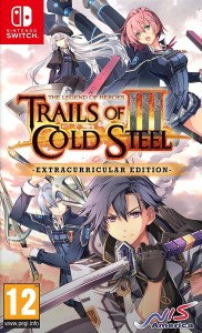 The Legend of Heroes Trails of Cold Steel III Extracurricular Edition