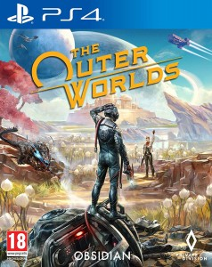 The Outer Worlds [PL/ANG] (używ.)