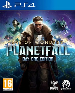 Age of Wonders Planetfall (używ.)