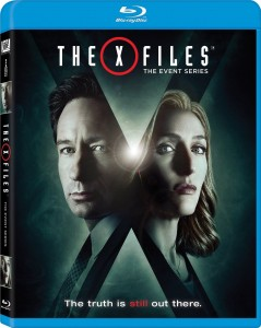 The X-Files: The Event Series (sezon 10) [ANG] (używ.)