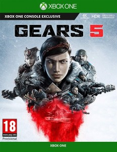 Gears of War 5 [PL/ANG] (używ.)