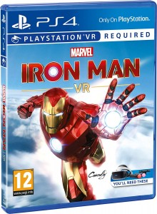 Marvel's Iron Man VR [PL/ANG]