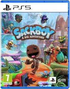 Sackboy: A Big Adventure! [PL/ANG]