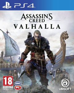 Assassins Creed: Valhalla [PL/ANG] (używ.)