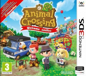Animal Crossing New Leaf Welcome (Selects) (używ.)