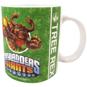 Kubek Skylanders Giants Tree Rex Ceramic Mug