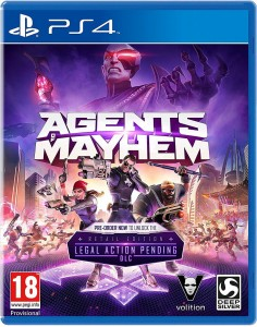 Agents of Mayhem (używ.)