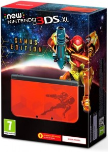 Konsola New Nintendo 3DS XL Samus Edition