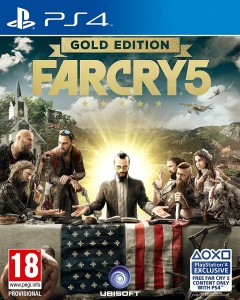 Far Cry 5 [PL/ANG] Gold Edition